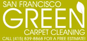 San Francisco Green Carpet Cleaning